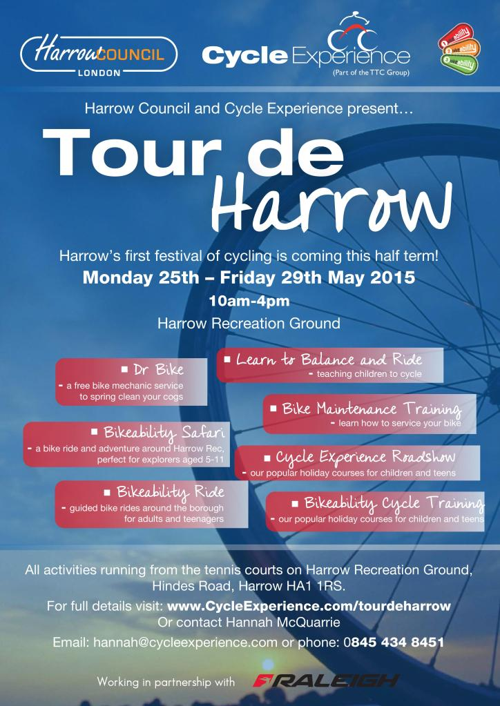 Tour de Harrow